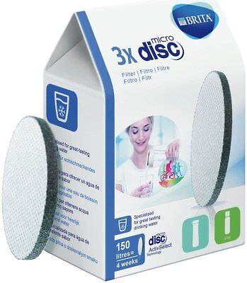 BRITA MicroDisc Filter 3er Pack