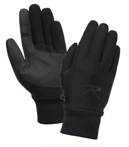 LINED-ALL-WEATHER-STRETCH-FABRIC-GLOVE-WIND-WATERPROOF-BREATHABLE