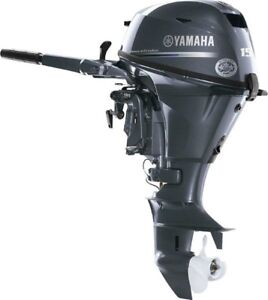 2017 yamaha  15 HP Short Shaft + hst ONLY!
