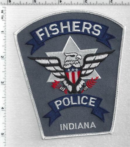 Fishers Police (Indiana) 2nd Issue Shoulder Patch