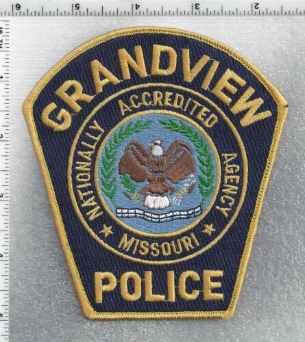 Grandview Police (Missouri) 4th Issue Shoulder Patch