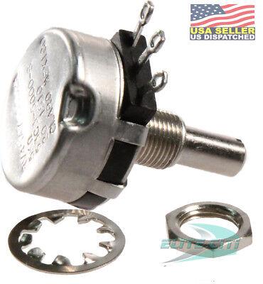 Precision Electronics Rv4naysd502a 5k Ohm 2 Watt Potentiometer 10 6.35mm