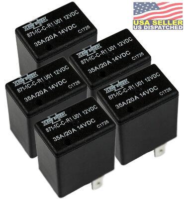 Song Chuan 871-1c-c-r1u01 Micro 280 Spdt 2035a Micro Relay
