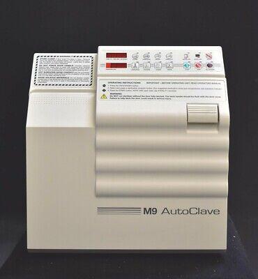 Midmark M9 Ultraclave Dental Autoclave Sterilizer Refurbished W Year Warranty