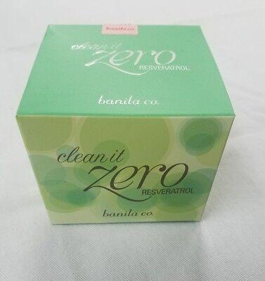 Banila Co Clean it Zero Cleansing Cream Resveratrol 100ml, BC03-Cresveratrol NOB