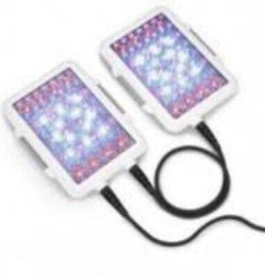 Dynatron Dynatronics Solaris Plus Light Pads. New In Box Eyewear And Book