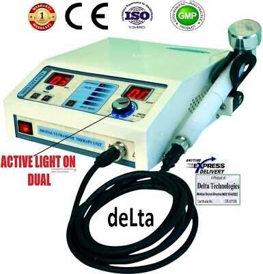 Physiotherapy Ultrasound Therapy Machine 1 Mhz Physical Pain Relief Therapy Unt