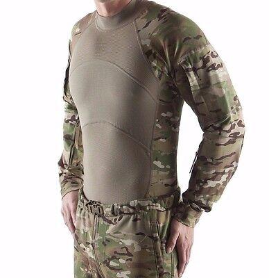 USGI Army Combat Shirt (ACS) Massif Gear (Multicam) (Fire Resistant) - NWOT (XL)