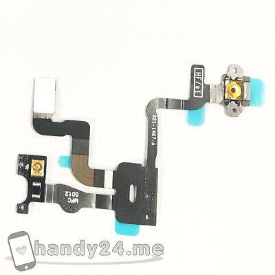 Powerflex Para IPHONE 4s Sensor Power Flex On Off Interruptor Conducción Cables