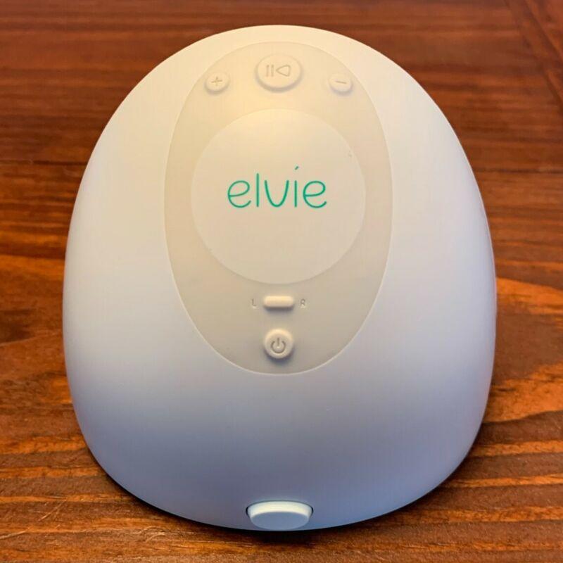 Elvie Single Breast Pump - Lightly Used - Smart - Small - Silent - Hands Free