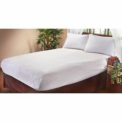 NEW -  IDEAWORKS - Bed Bug Barrier Mattress Cover FULL SIZE- FREE SHIPPING - Mattress Barrier Cover