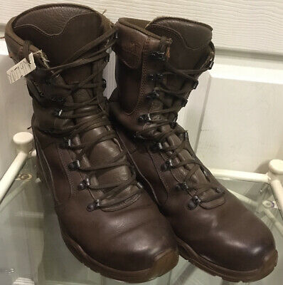 British Army Brown YDS Swift Temperate Lightweight Goretex Boots 9M UK YDT19M