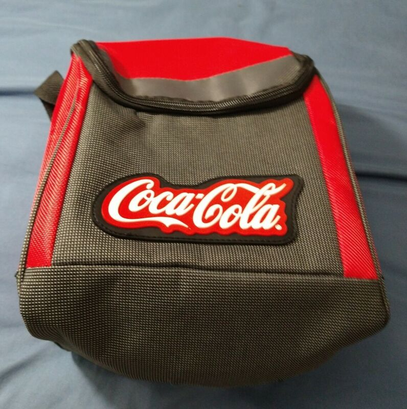 Coca-Cola Insulated Lunch Bag Very Good Condition
