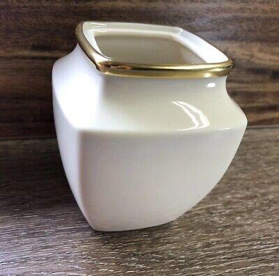 Lenox Eternal Square Sugar Bowl ; NO LID ~new~ Square Sugar Bowl