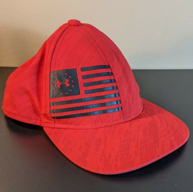 Under Armour American Flag Youth Snapback Hat