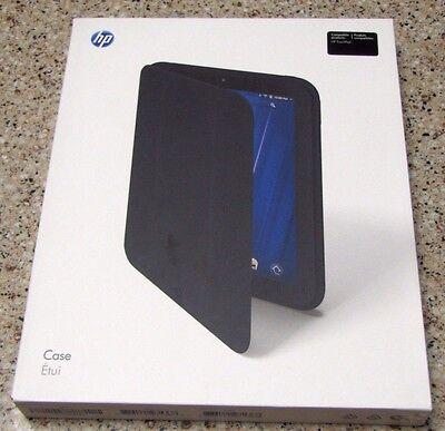 Hp Touchpad (Original hp Touchpad Tablet Schutzhülle Folioformat FB343AA #AC3 Versiegelt Oem)