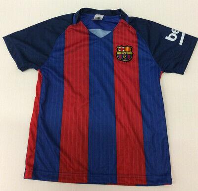 491b62fc4 Unbranded Kids Barcelona Soccer Jersey Football