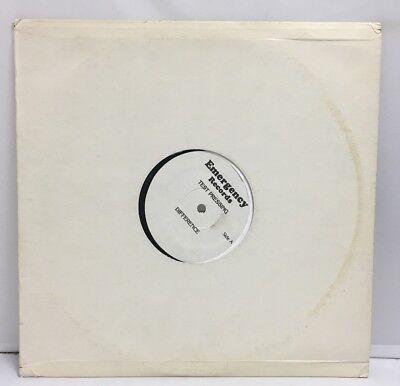 Unterschied – High Fly Vinyl Notfall Records Test Bügelbrett Emlp 7503