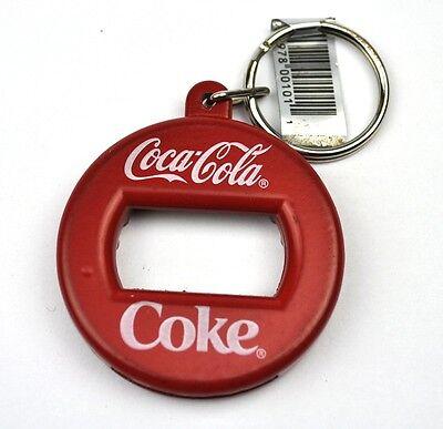 Coca-Cola Coke Metal Abrebotellas Llavero Abrelatas Abridor de Botella Ee.uu.