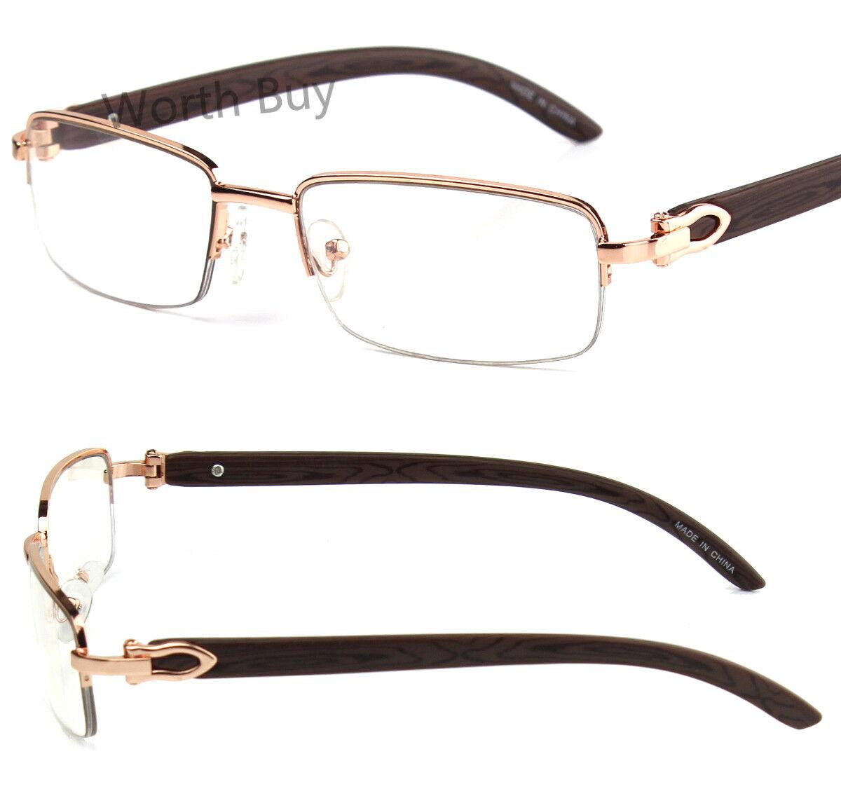 7f9f5105cd5f5 New Mens Women Clear Lens Frame Eye Glasses Old School Fashion Vintage  Retro 80s