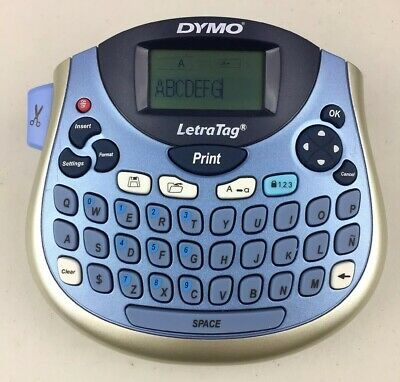 Dymo Letrataglt-100t Thermal Label Printer
