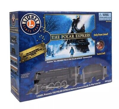 Lionel The Polar Express Christmas Train Set BRAND NEW✅✅✅ SHIPS FAST