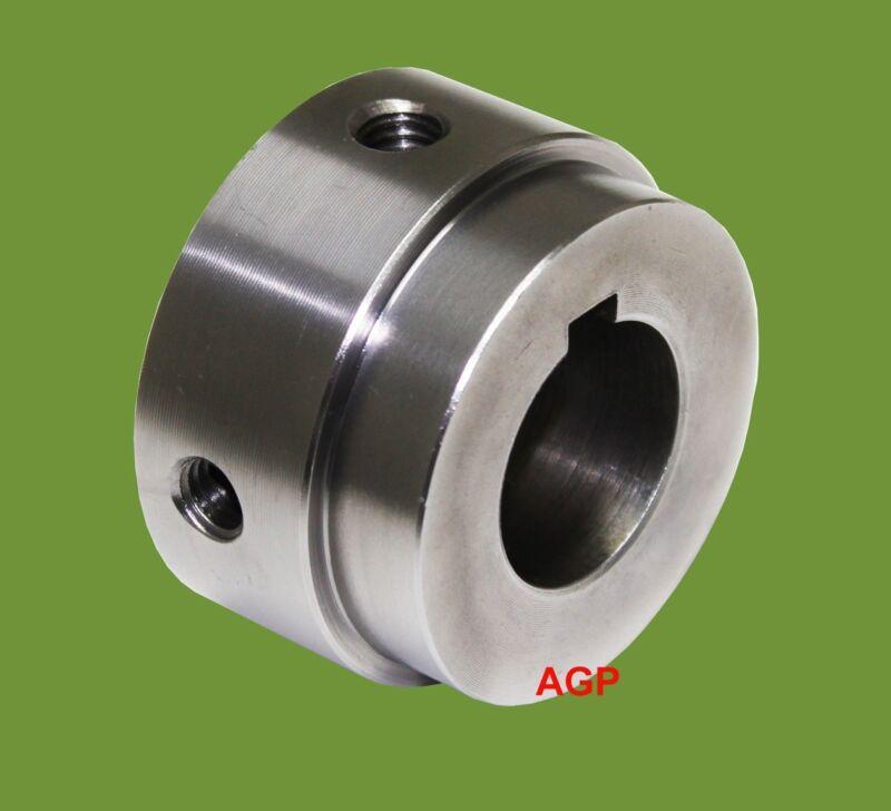 30mm Weld In Hub/boss For Sprockets Or Platewheels  W 3/16 & 1/4 K  Non-standard