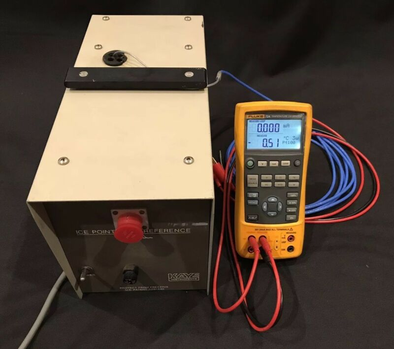 Kaye Instruments / GE / Amphenol K140 - 4 - Ice Point Reference Calibration Well