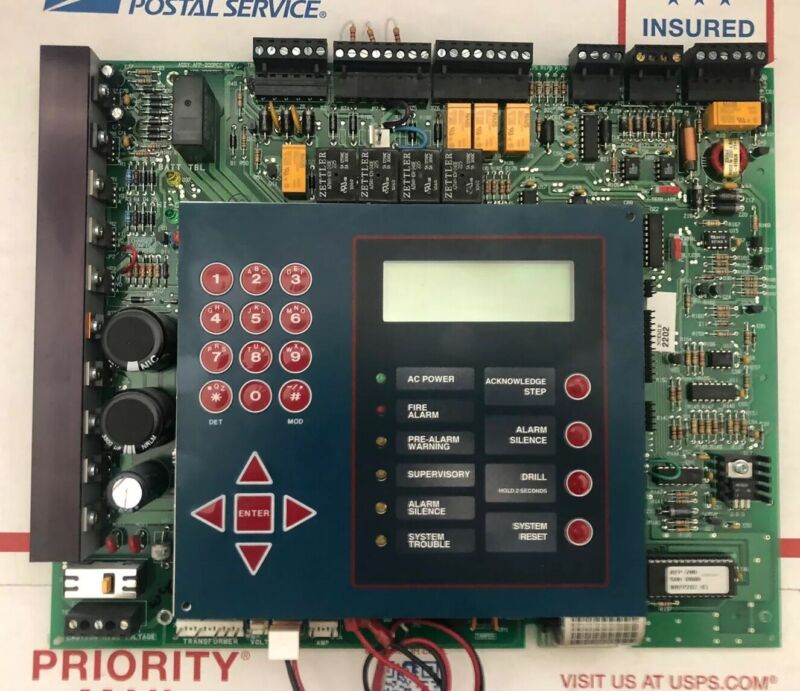 Fire Alarm Notifier AFP-200RB Used