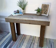 Recycled timber hall/entry table Elanora Heights Pittwater Area Preview