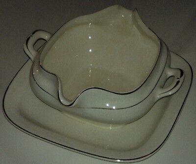 Soup Bowls Two 8.25 Bowls Vintage CROOKSVILLE CHINA IVORA 1938 Set of 2 Salad