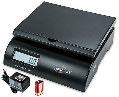 Post Office Scale Digital Mail 75 Postage Package Bench Shipping Usps Platform