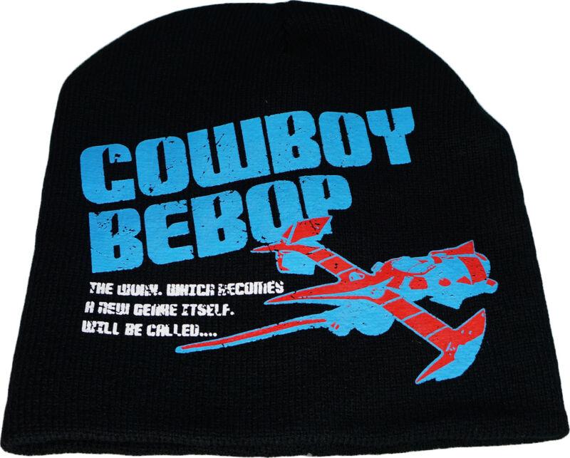 Cowboy Bebop Swordfish II Beanie Hat New W/ Tag Official Licensed GE Animation