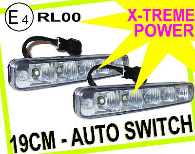 DRL High Power LED Lights Lighting Lamp Spare Part Replacement For Chrysler All