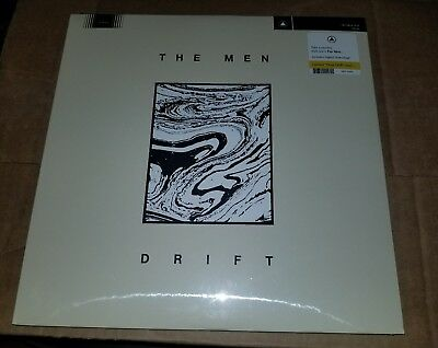 The Men Deep Drift L P  Colored Vinyl 400 Only Indie Release