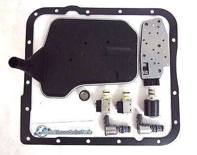 4L60E Valve Body Solenoid Sensor Swap Repair Kit w/ Filter & Gasket   1995 ONLY