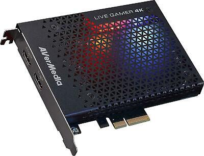 AVerMedia LG4K Live Gamer 4K GC573 4K Pass-Through Gaming Ca
