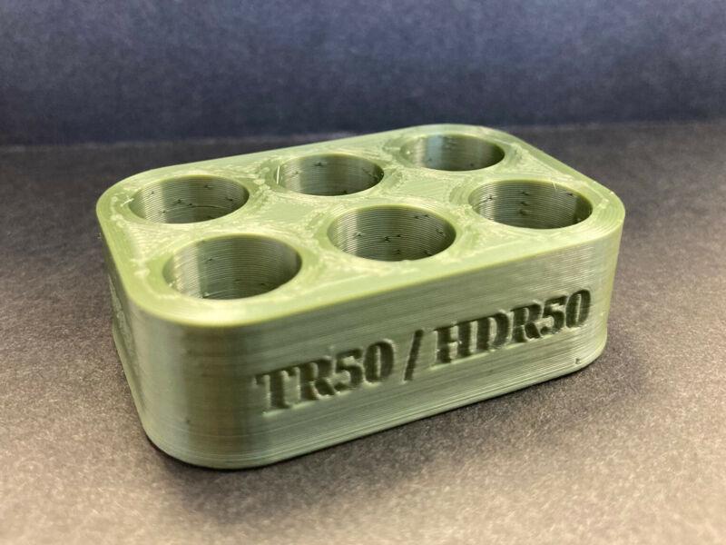Paintball Slug Maker TR50 HDR50 Umarex 6mm .50 cal.