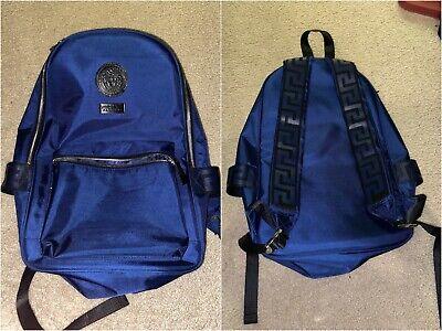 versace backpack men 100% Authentic