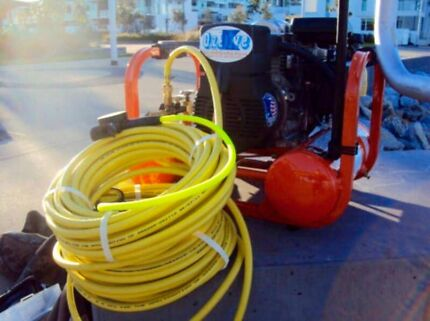 Complete New Honda Diving Hookah Compressors 2x 25m AS2299 Hoses/Regs Semaphore Port Adelaide Area Preview