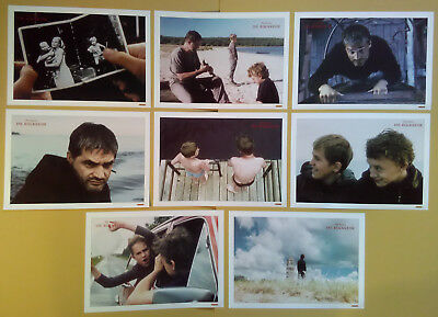 Lobby Card Set~ THE RETURN ~2003 ~Vladimir Garin ~Ivan Dobronravov ~Konstantin