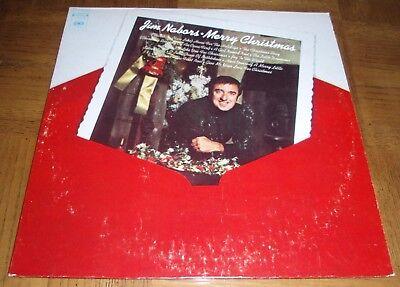Jim Nabors 1972 Lp   Merry Christmas   Columbia C 31630 Stereo