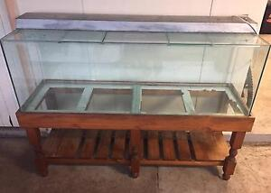5ft fish tank, 4foot fish tank  •updated• Wingham Greater Taree Area Preview