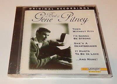 Original Recordings Best of Gene Pitney (CD, 1995)  Delta Laserlight