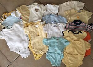 0-6 month onesies/diaper covers