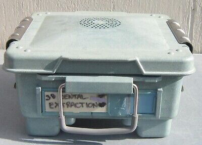 Steris Sterilization Case With Traybasket 12 X 12 Container