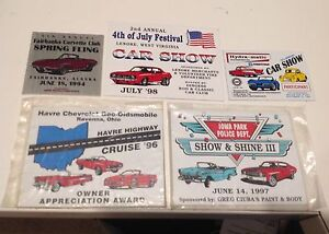 CHEVY CAR SHOW PLAQUES FROM USA Carseldine Brisbane North East Preview