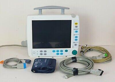 Ge Datex Ohmeda Fm Light Patient Monitorecgspo2nibptempco2 Options