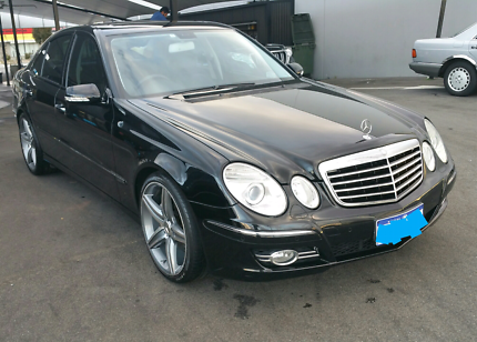 PRICE REDUCED!!! 2007 Mercedes E200K Avantgarde