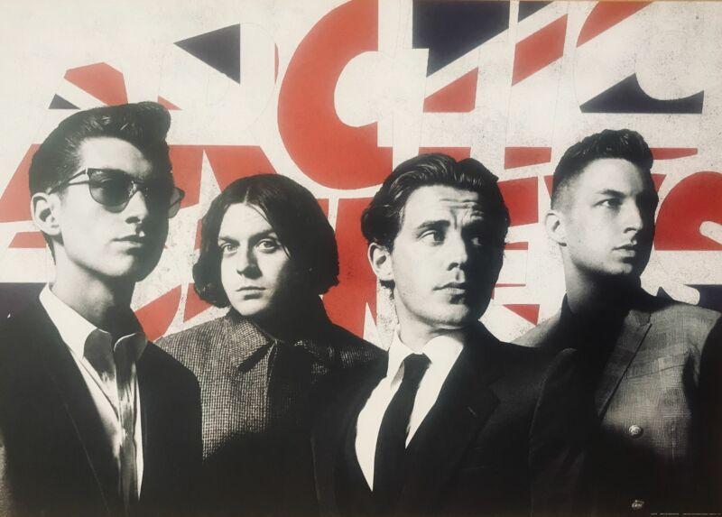 Arctic Monkeys UK Import 24 x 36